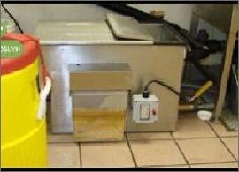 Thiết bị tách dầu mỡ cho nhà hàng