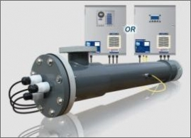 disinfection equipment for brackish water & seawater