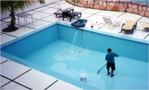 Kết quả hình ảnh cho cặn hồ bơi